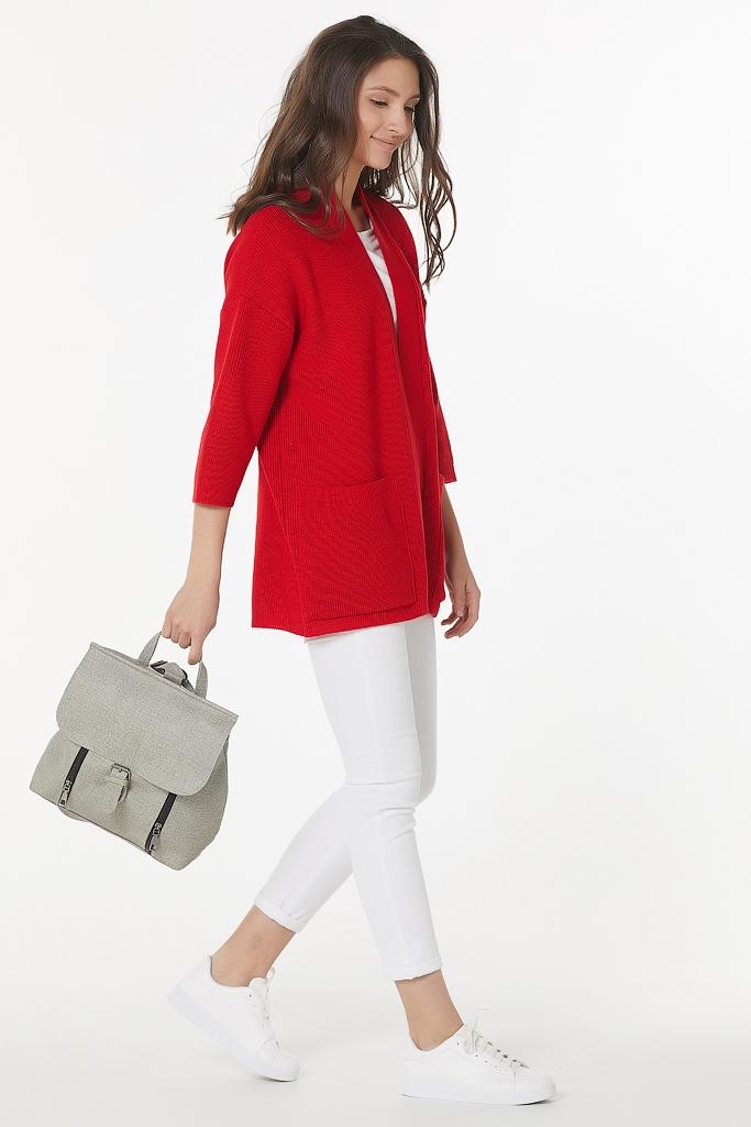 Модный женский рюкзак из экокожи