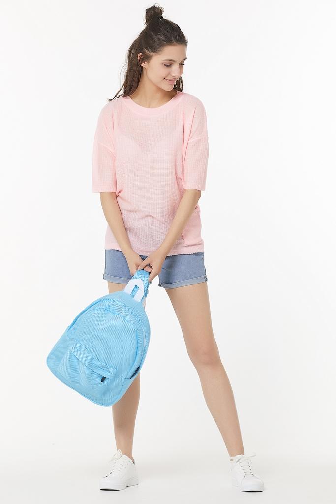 Женский текстильный рюкзак на каждый день