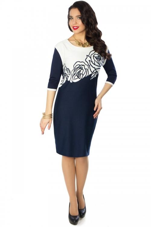 Платье ВА-П4-2192/4-5 от DressyShop