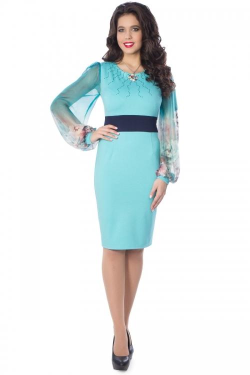 Платье ВА-П5-3506 от DressyShop