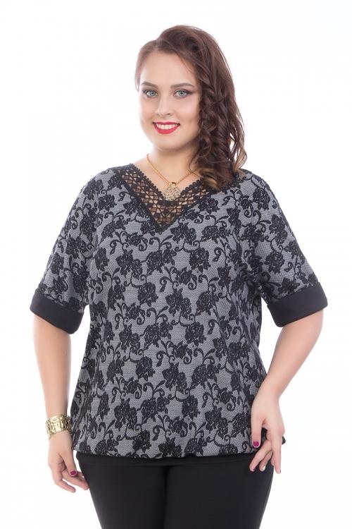 Блузка ВА-М4-3662 от DressyShop