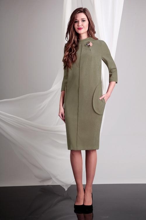 Платье АК-54053-Р от DressyShop
