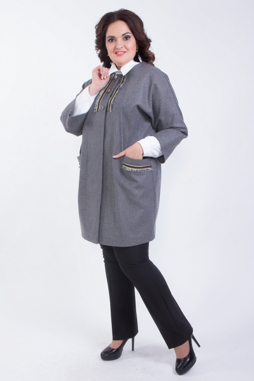 Пальто ВА-П4-3354/16-17 от DressyShop
