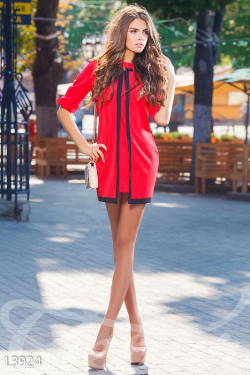 Платье ГЕ-13924-Р от DressyShop