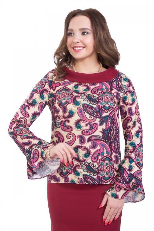 Блузка ВА-М5-3734 от DressyShop
