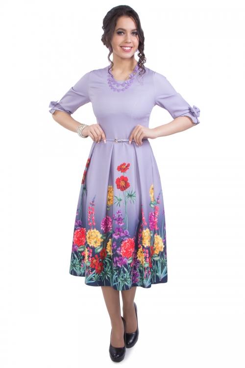 Платье ВА-П3-3597 от DressyShop