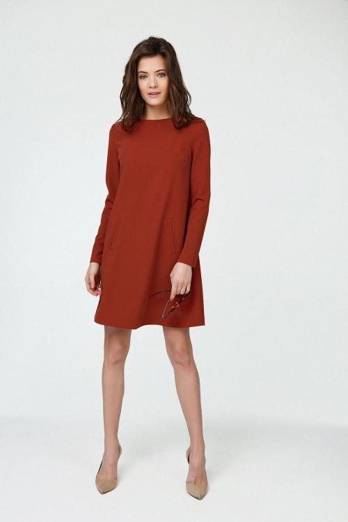 Платье ФЛА-795-Р от DressyShop