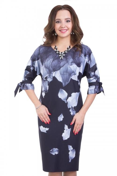 Платье ВА-П4-3508/2-5-Р от DressyShop