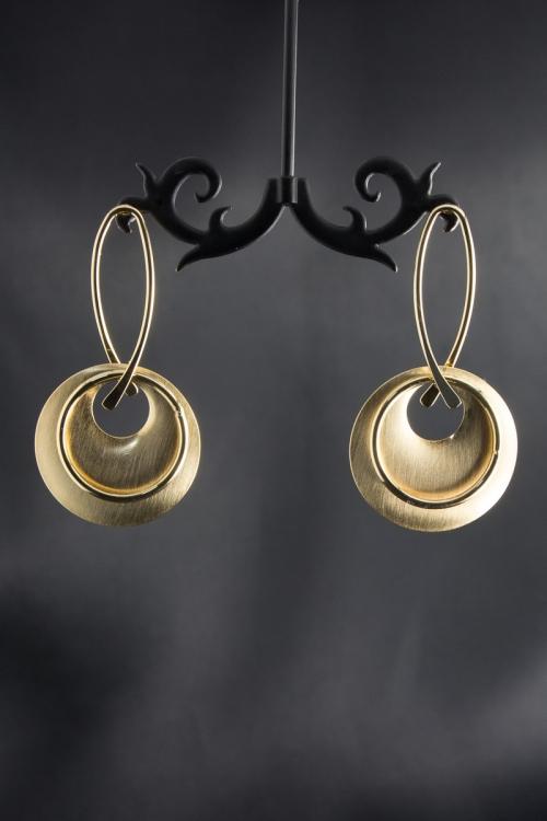 Серьги-кольца ВА-С-334/42 от DressyShop
