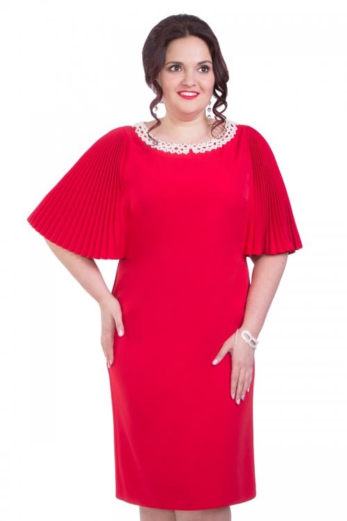 Платье ВА-П4-3710/0-3-Р от DressyShop