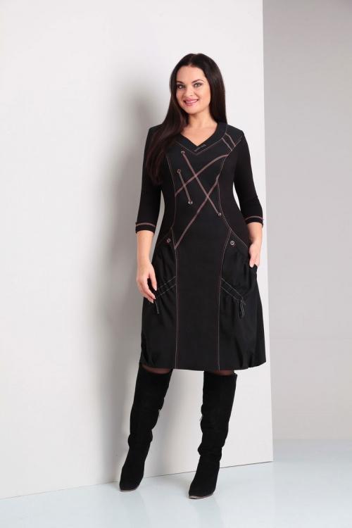 Платье АК-54894-Р от DressyShop