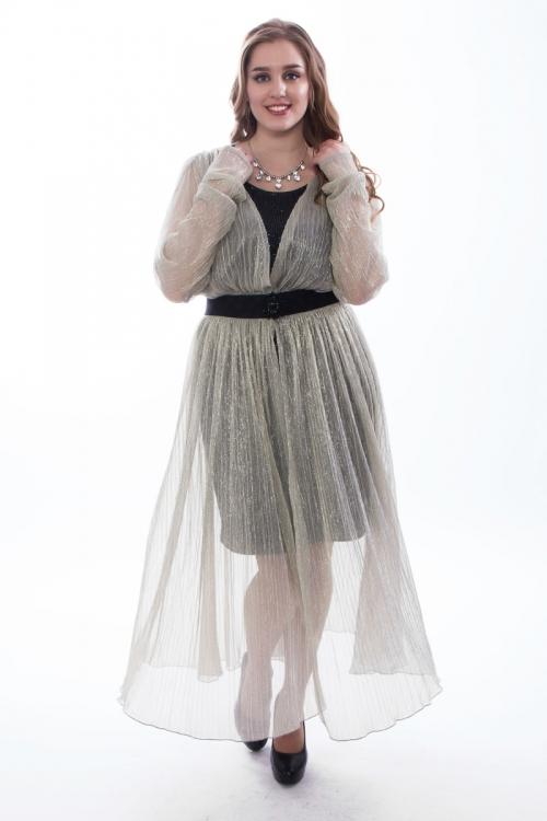 Платье с кардиганом ВА-П5-3759/2-3 от DressyShop