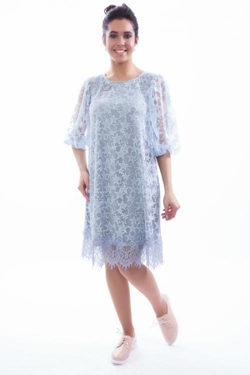 Платье ВА-П4-3732/4-5 от DressyShop