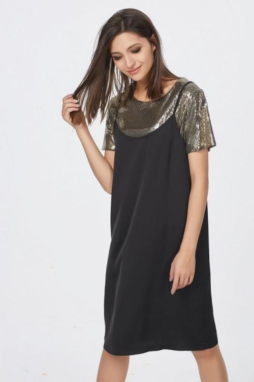 Платье с жакетом ФЛА-191.1-Р от DressyShop
