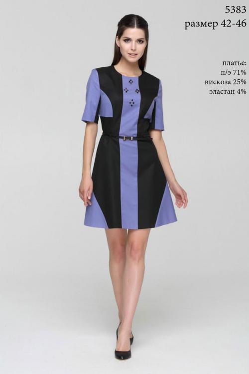 Платье НЛ-5383 от DressyShop