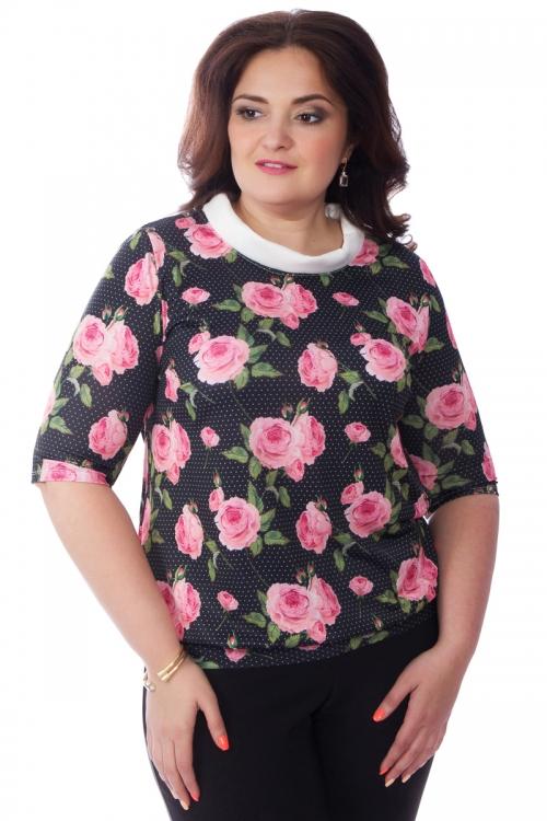 Блузка ВА-М3-3766/6-7 от DressyShop