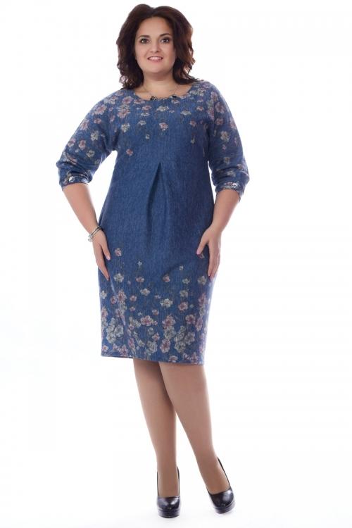 Платье ВА-П4-3799/4-5-Р от DressyShop