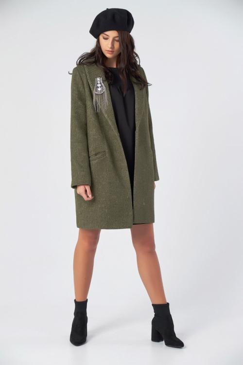 Пальто ФЛА-612 от DressyShop