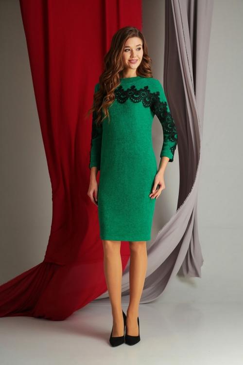 Платье АК-55016-Р от DressyShop