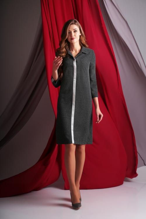 Платье АК-55021-Р от DressyShop