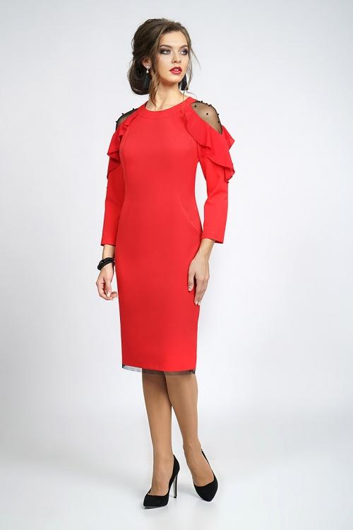 Платье АЛ-817-Р от DressyShop