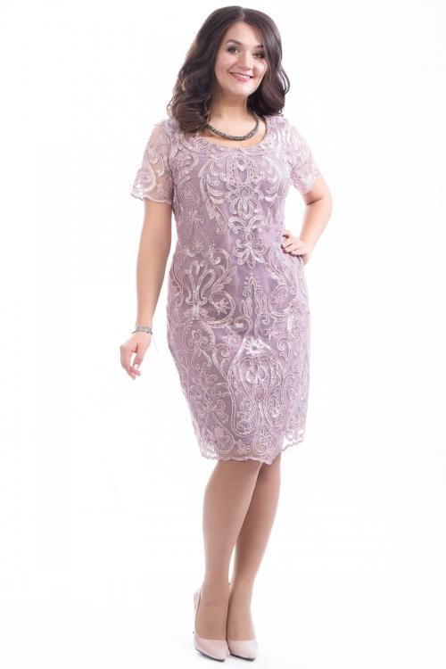 Платье ВА-П3-3896/0-3 от DressyShop