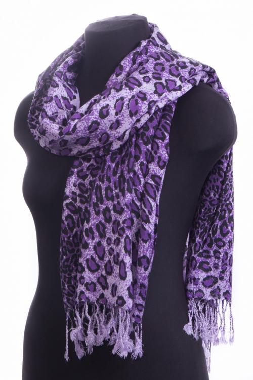 Теплый шарф ВА-Пл-9/42 от DressyShop