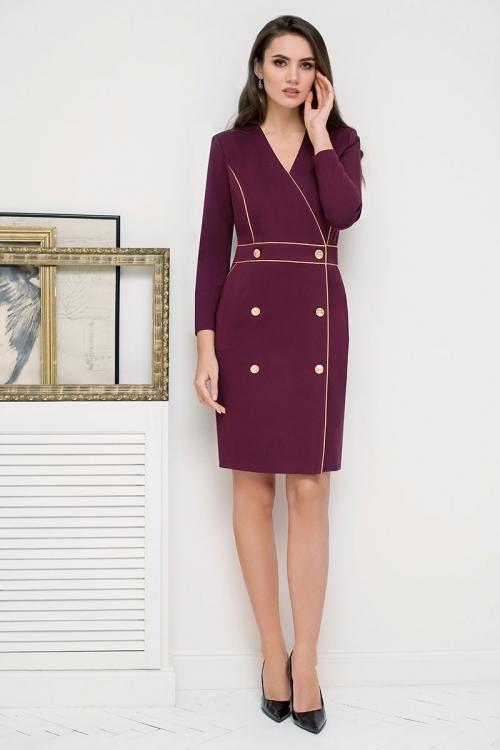 Платье Ю-18-937 от DressyShop
