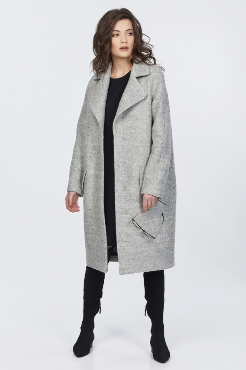 Пальто ФЛА-609 от DressyShop