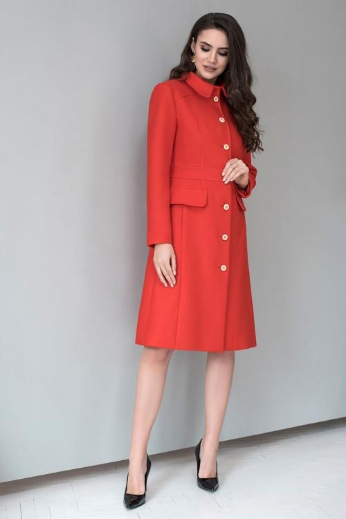 Пальто Ю-18-957 от DressyShop
