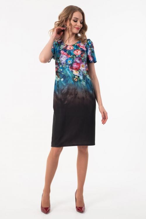 Платье ВА-П2-4025 от DressyShop