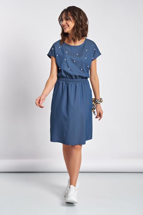 Платье ДЖ-505/1-2 от DressyShop