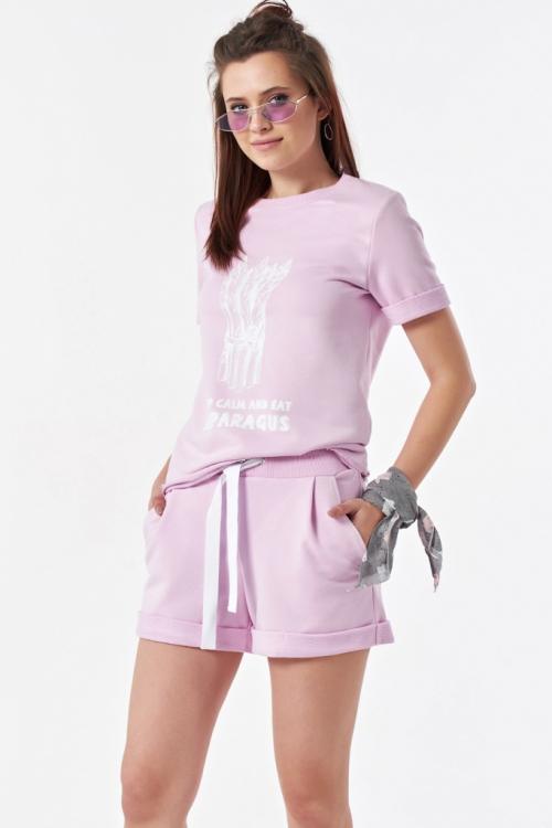 Костюм с шортами ФЛА-478.2 от DressyShop