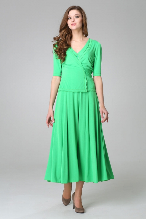 Платье с кардиганом ТФ-1170 от DressyShop