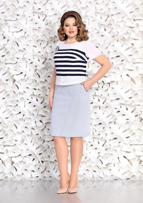 Платье МФ-4642 от DressyShop