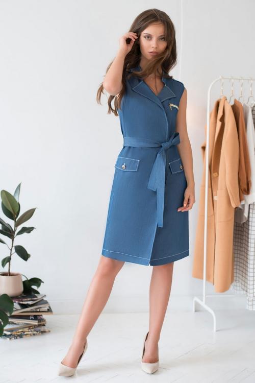 Платье Ю-19-836 от DressyShop
