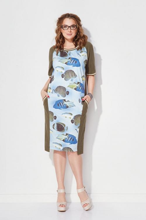 Платье АМ-1126 от DressyShop