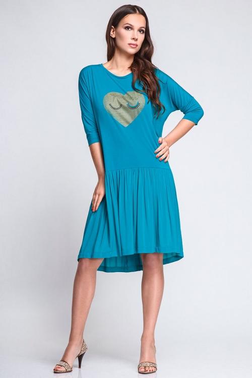 Платье ТФ-1183 от DressyShop