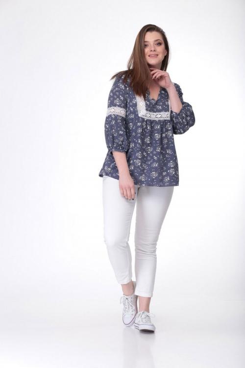 Блузка МАЛ-615 от DressyShop