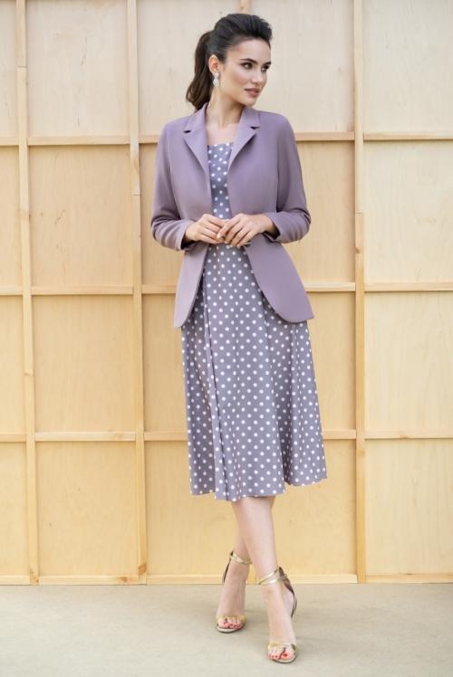 Платье с жакетом Ю-19-229 от DressyShop