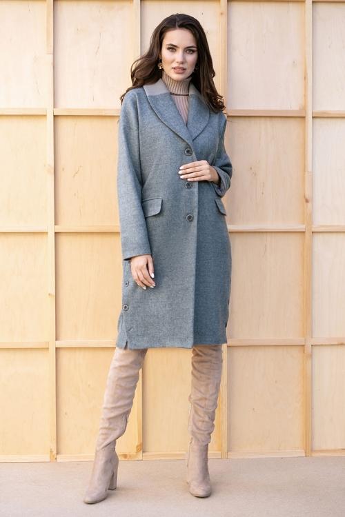 Пальто Ю-19-202 от DressyShop