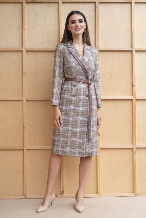 Платье Ю-19-208 от DressyShop