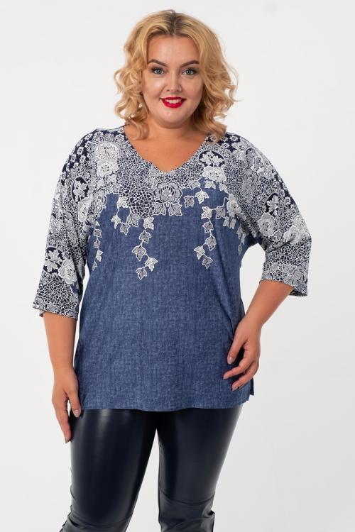 Блузка ВА-М4-4214 от DressyShop