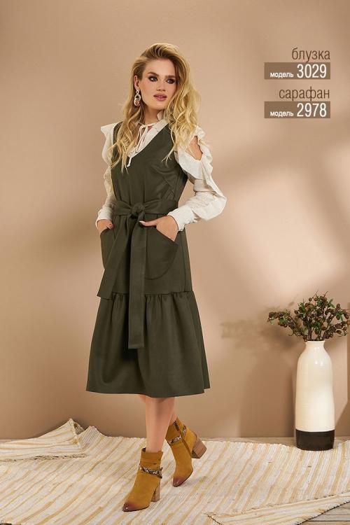 Блузка НФ-3029 от DressyShop