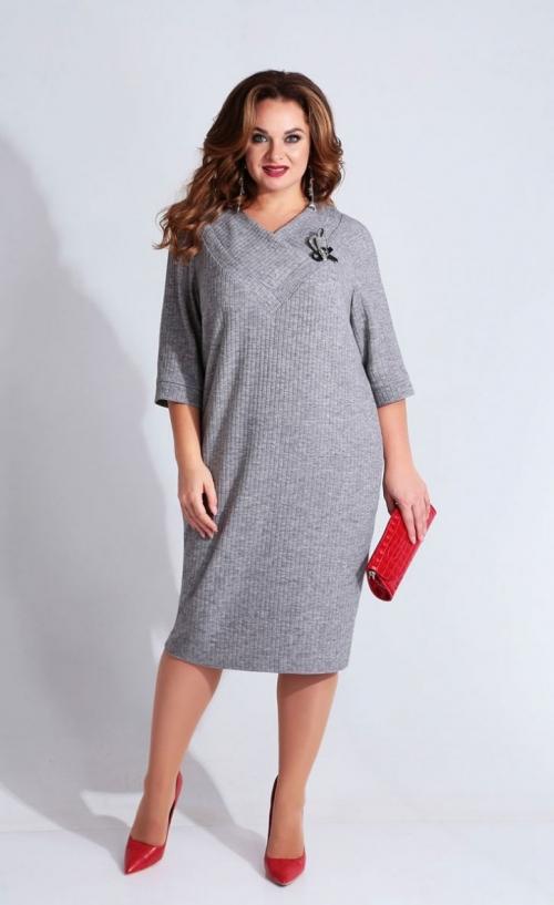 Платье АК-55101 от DressyShop