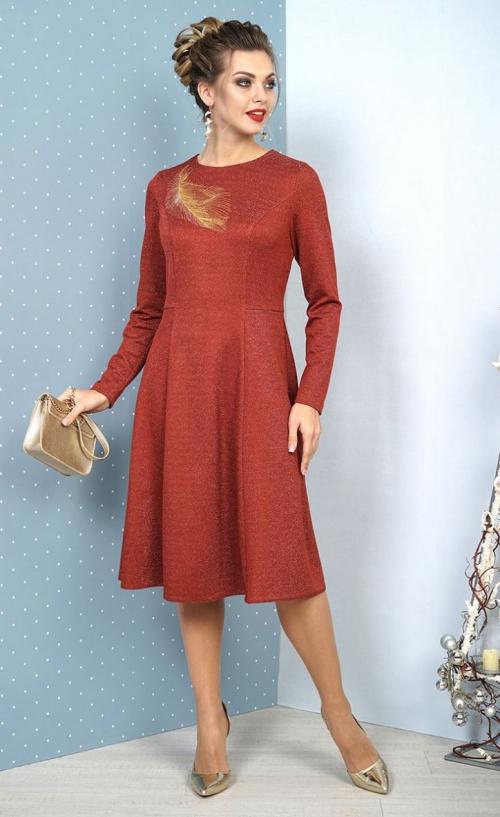 Платье АЛ-1054 от DressyShop