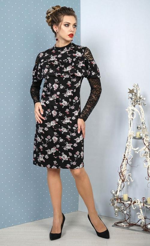Платье АЛ-1056 от DressyShop
