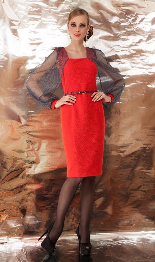 Платье ДИВА-1091 от DressyShop
