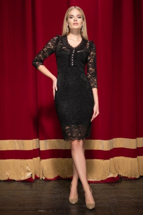 Платье Ю-19-886 от DressyShop
