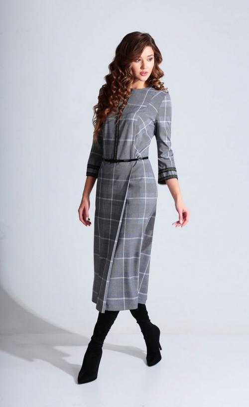 Платье АК-55097 от DressyShop